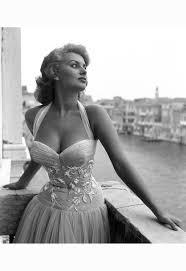 sophia loren copy pleasurephoto pagina  sophia loren canal grande venice 1955