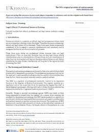 nursing essays legal ethical professional issues in nursing