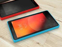 ilustrasi Nokia Android