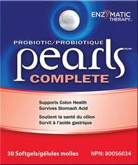 Enzymatic Therapy <b>Probiotic Pearls Complete</b> (30 caps ...