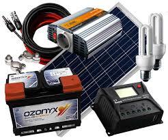 <b>Solar Kit 300w</b> ECO - Merkasol Renewable Energy