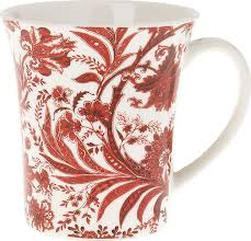 """<b>Кружка Polystar Collection</b> """"Карнавал"""", 490012, белый, красный ..."""