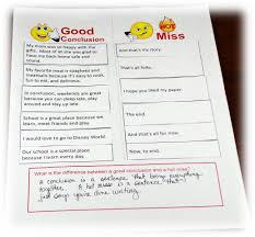 how to write a good conclusionworld of writings   world of writingshave you ever struggled   helping students write a good conclusion mwscimm