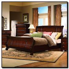 lovely brown bed set made of wood by kathy ireland furniture on wooden floor with rug bedroomlovely white wood office chair