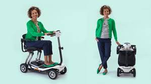 Invacare launches new <b>electric folding scooter</b> - Invacare
