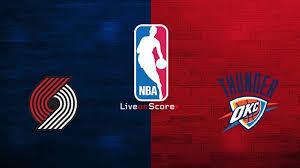 Portland Trail Blazers vs Oklahoma City Thunder Preview and ...