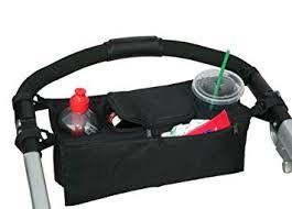 Lalang <b>Pram</b> Storage <b>Bags Baby Stroller</b> Pushchairs Cup <b>Bottle</b> ...