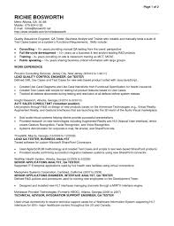 senior qa resume cover letter resume examples senior qa resume opportunities xoriant resume for qa tester resume for qa qa resume template sample