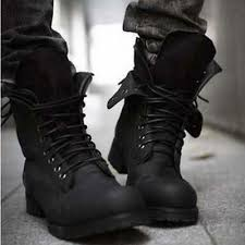 New Men's Winter Fashionable <b>Retro Military Combat</b> Boots Short ...