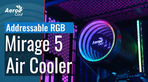 <b>AeroCool</b> Mirage 5 Air <b>Cooler</b> - How to Connect to Your ...