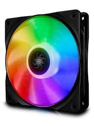 <b>Вентилятор</b> для корпуса <b>CF120</b> RGB <b>120x120x25мм</b> (<b>CF120</b> ...