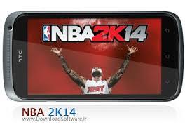 دانلود بازی NBA 2K14 برای اندروید