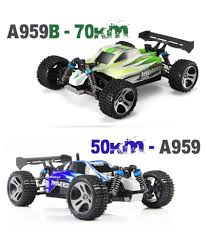 <b>WLtoys A959</b>-<b>B</b>/<b>A959-A</b> 2.4G 1/18 Scale 4WD 70KM/h High Speed ...