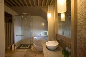 spa bathroom showers: ultimate guide to bathroom corner bath ideas for your small room