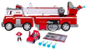 Фигурка Spin Master <b>Paw Patrol</b> Пожарная <b>машина</b> 6043989 ...