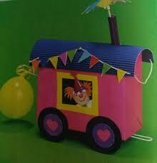 Afbeeldingsresultaat voor circus knutselen