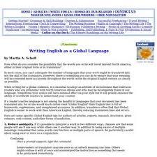 english as a world language essay english global language