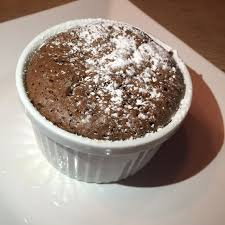 Image result for sufle de chocolate