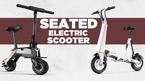 Top 10 <b>Electric Scooter with Seat</b> - YouTube