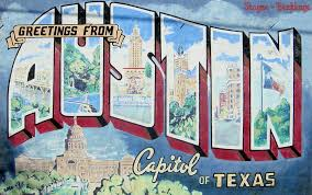 Greetings from Austin, Capitol of Texas and location for LASCON