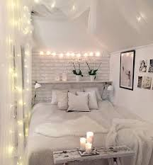white bedroom furniture ideas. white bedroom with fairy lights furniture ideas o