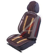 <b>Накидка на сиденье</b> массажная деревянная с подголовником ...