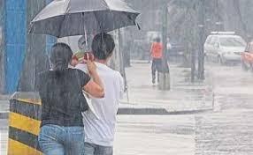 Resultado de imagen para Onamet prevé lluvias para la tarde en varias provincias