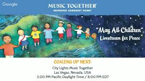 International Day of Peace   Music Together