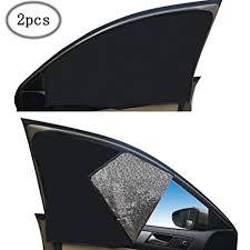ZATOOTO Side Window Sunshades for <b>Car</b> - <b>2 Pcs Front</b> Sun
