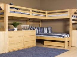 Loft Bed With Sofa Couch Bunk Bed Desk Throughout Inspiration Beds With And O