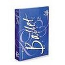 A4 офисная <b>Бумага Ballet Classic</b> Баллет классик А4, белизна ...
