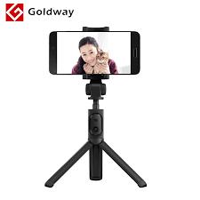 <b>Original Xiaomi Foldable</b> Tripod Selfie Stick Monopod Selfiestick ...