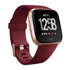 <b>Fitbit Versa Smartwatch</b>