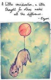 Disney Quotes on Pinterest | Eeyore, Winnie The Pooh and Caring ...