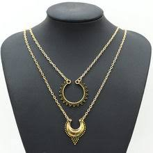 Compare prices on Chain for Men <b>Necklace</b> Moon - shop the best ...