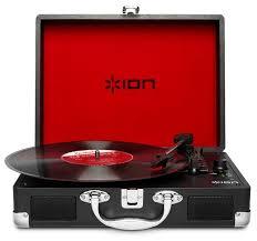 <b>Виниловый проигрыватель Ion Vinyl</b> Motion — Проигрыватели ...