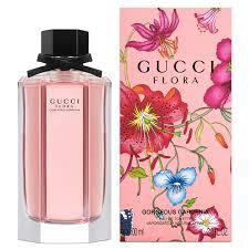 <b>Gucci Flora Gorgeous</b> Gardenia 100ml EDT   Perfume NZ