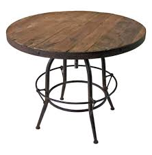 kitchen sets small table create warm dining setting with rustic round dining room tables small