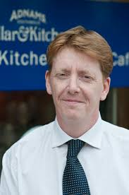 Martin Wilkinson of Adnams Cellar & Kitchen: Martin Wilkinson. Adnams Cellar & Kitchen is an exciting retail concept combining wine, kitchenware and food. - Martin-Wilkinson-Adnams-CK-external.jbye_