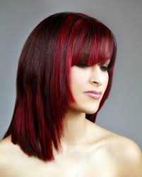 Hair Style Highlights dark red brown hair color with highlights hairstyle picture magz 2375 by wearticles.com