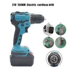 18-<b>21V</b> 80-150Nm <b>Cordless Brushless</b> Electric Impact Drill Torque ...