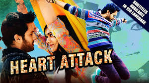 Heart Attack (2016) (Hindi Dubbed)   full movie online free