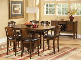 Tall Dining Room Table Chairs Suitable Tall Dining Room Tables Darling And Daisy