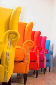 whats my favorite color all of em 35 photos colored chairscolorful chairscolored wingbackcolorful wingbackbright chairscoloured bright coloured furniture