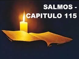 Resultado de imagem para imagens do salmo 115