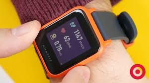Лучшие <b>смарт</b>-<b>часы Xiaomi Amazfit</b> Bip - YouTube