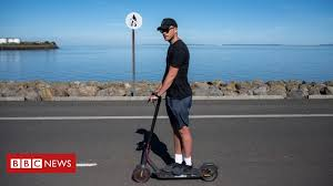 When can I ride an <b>e</b>-<b>scooter</b> legally? - BBC News