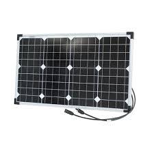 <b>12V 40W</b> Monocrystalline <b>Solar Panel</b> | Jaycar Electronics