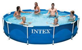 <b>Каркасный бассейн Intex 28210</b> 366x76 купить в интернет ...