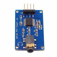 YX5300 MP3 Player Module <b>Voice Serial Port Control</b> Music Module ...